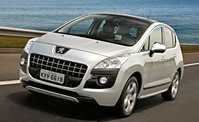 Peugeot 3008 I 1.6 HDI 109KM (DV6TED4)