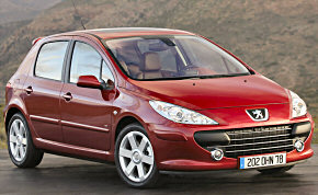 Peugeot 307 FL 1.6 HDi 109KM (DV6TED4)