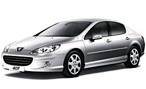 Peugeot 407 1.6 HDi 110KM (DV6TED4)