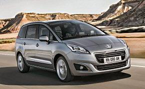 Peugeot 5008 I FL 1.6 BlueHDi 120KM (DV6FC)