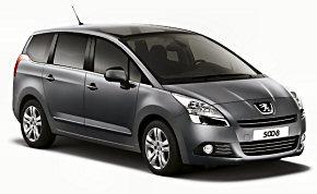 Peugeot 5008 I 1.6 HDI 109KM (DV6TED4)