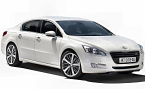 Peugeot 508 I 2.0 HDi 140KM (DW10BTED4)