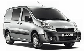 Peugeot Expert II FL 2.0 HDI (163KM)