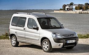 Peugeot Partner I FL 1.6 HDi 90KM (DV6ATED4)