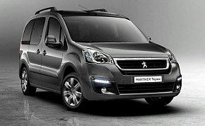 Peugeot Partner II FL 1.6 BlueHDi 120KM (DV6FC)