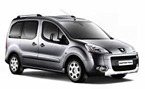 Peugeot Partner II 1.6 HDI 16V 109KM (DV6TED4)