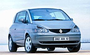 Renault Avantime 2.2 dCi 150KM (G9T 712/743)