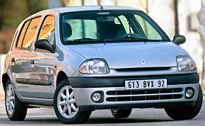 Renault Clio II 1.9 dTi 80KM (F9Q)