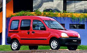 Renault Kangoo I 1.9 dTi 80KM (F9Q)