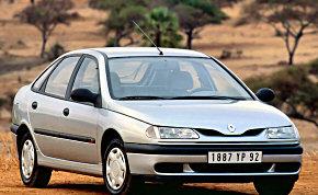 Renault Laguna I 1.9 dTi 98KM (F9Q)