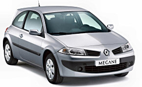Renault Megane II FL 1.9 dCi 130KM (F9Q 758/803/870)