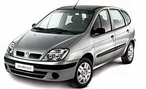Renault Scenic I 1.9 dTi 80KM (F9Q)