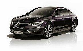 Renault Talisman 1.6 Energy dCi 130KM (R9M 402/409)