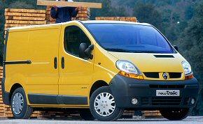 Renault Trafic II 2.5 dCi (135KM)