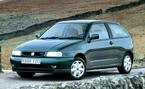 Seat Ibiza II 1.9 D 64KM (1Y)