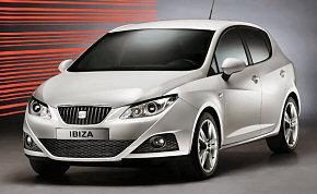 Seat Ibiza IV 1.6 TDI CR 105KM (CAYC)