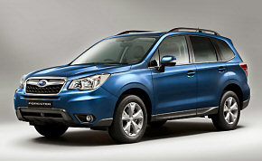 Subaru Forester IV 2.0 D 147KM