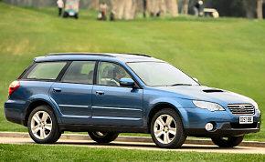 Subaru Outback III FL 2.0 D 150KM