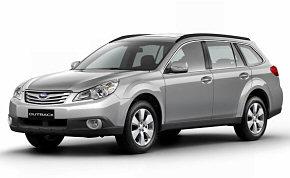 Subaru Outback IV 2.0 D 150KM