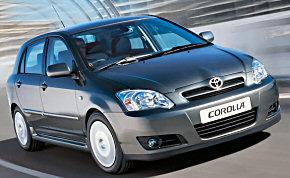 Toyota Corolla E12 FL 1.4 D-4D 90KM (1ND-TV)