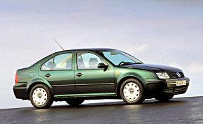 Volkswagen Bora 1.9 TDI PD 115KM (AJM/AUY)