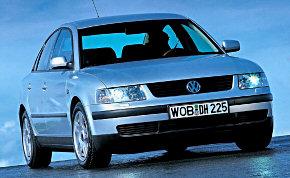 Volkswagen Passat B5 1.9 TDI PD 115KM (AJM/ATJ)