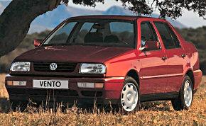 Volkswagen Vento 1.9 D 64KM (1Y)